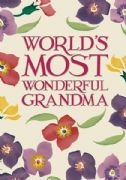 Emma Bridgewater Grandma Birthday Card